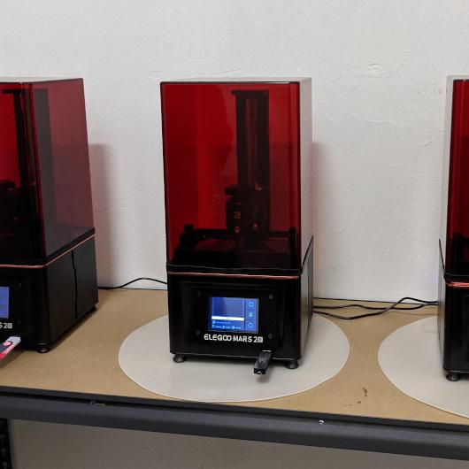 Elegoo Mars 2 Pro SLS (Resin) 3D Printer