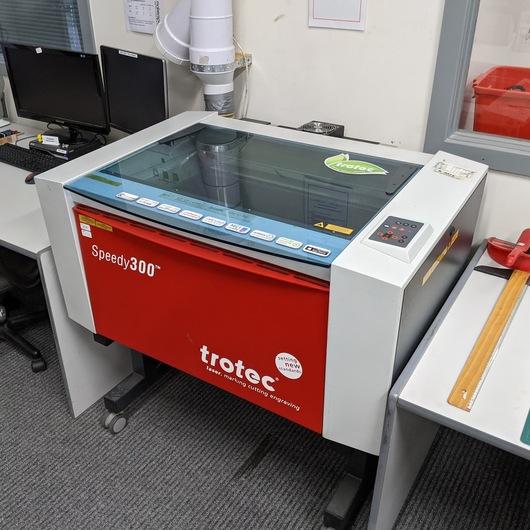 Trotec Speedy 300 Laser Cutter/Engraver
