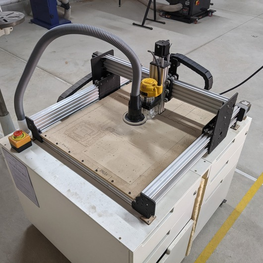 WorkBee CNC Router